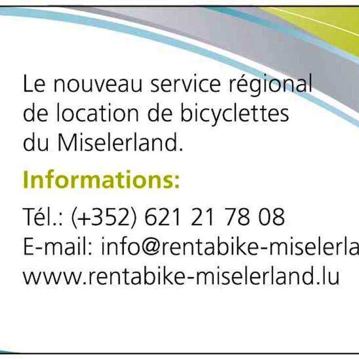 Annonce 3088 Gre Ann Rent A Bike Fev101